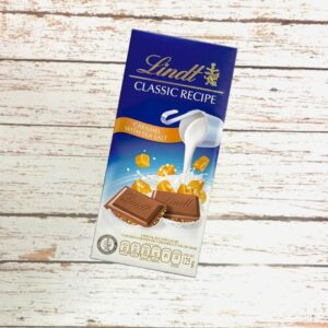 lindt caramel with sea salt